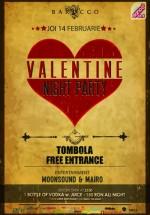 Valentine's Night Party în Barocco Bar din Bucureşti