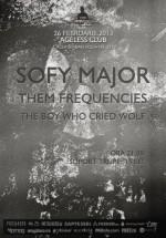 Concert Sofy Major în Ageless Club din Bucureşti