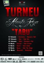 "Turneu Alan & Kepa – ""Tabu"" în România"