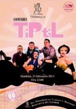 Concert TiPtiL la Clubul Ţăranului din Bucureşti