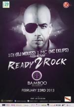 DJ Mouss & MC Eklips în Club Bamboo din Bucureşti