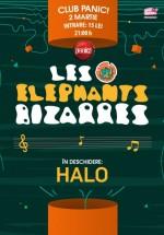 Concert Les Elephants Bizzares în Panic! Club din Bucureşti