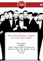 The Model, OK Corral şi Charlie Boy The Rabbit King în Panic! Club din Bucureşti
