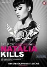 Concert Natalia Kills în Club B.O.A. din Bucureşti