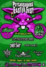 Psychosounds Easter Fest în Private Hell Club din Bucureşti