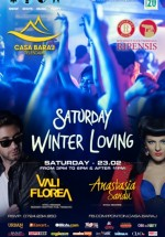 Saturday Winter Loving la Telescaun Casa Baraj din Crivaia