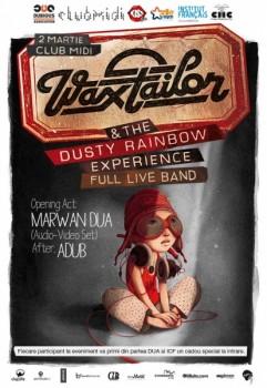 Concert Wax Tailor LIVE în Club Midi din Cluj-Napoca