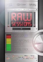 Raw Session cu Weapons Grade şi DualTRX în Club Expirat din Bucureşti