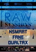 Raw Session cu nSmart şi DualTRX în Club Expirat din Bucureşti