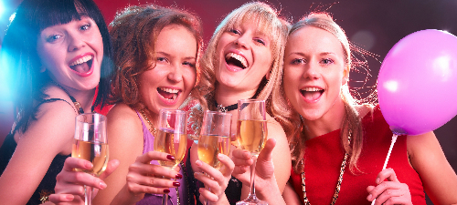 Concerte şi petreceri de Ziua Femeii