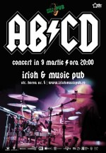 Concert ABCD – AC/DC Tribut în Irish Music & Pub din Cluj-Napoca