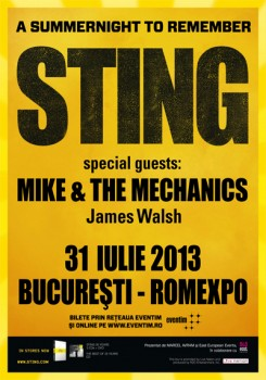 Sting, Mike and The Mechanics