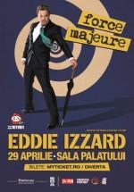 Eddie Izzard la Sala Palatului din Bucureşti