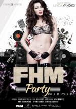 FHM Party în Blue Club din Bucureşti