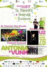 St. Patrick's Festival 2013 la Bucureşti