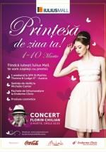 Concert Florin Chilian la Iulius Mall din Suceava