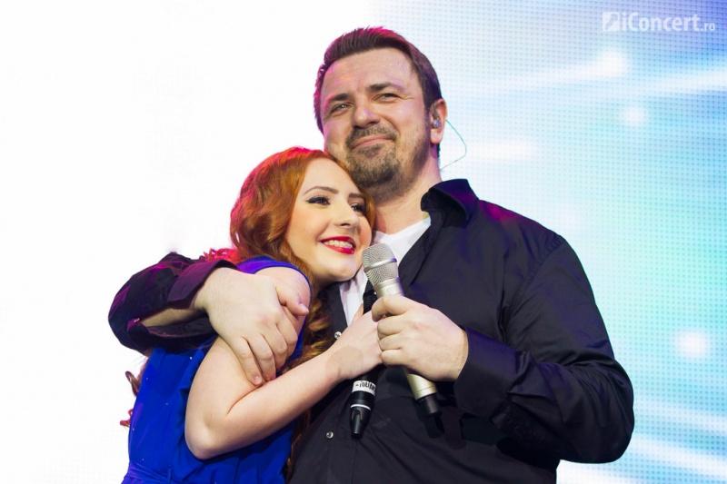 Iuliana Puşchilă şi Horia Brenciu - Foto: Daniel Robert Dinu / iConcert.ro