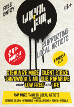 Local Jam – supporting local artists în Club Fabrica din Bucureşti