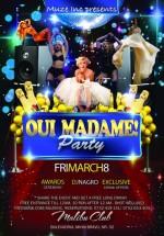 Qui Madame! Party în Club Malibu din Bucureşti
