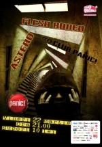 Astero şi Flesh Rodeo în Panic! Club din Bucureşti