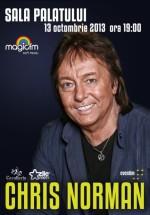 Concert Chris Norman la Sala Palatului din Bucureşti