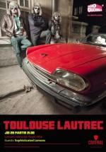 Concert Toulouse Lautrec în Control Club din Bucureşti