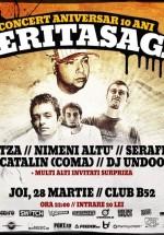 Concert VeritaSaga în Club B52 din Bucureşti