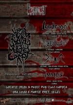 Concert VxPxOxAxAxWxAxMxC în Irish Music & Pub din Cluj-Napoca
