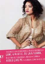 Concert Aylin Cadîr and The Lucky Charms la GuerriLIVE Acoustic Session