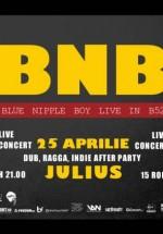 Concert Blue Nipple Boy în Club B52 din Bucureşti