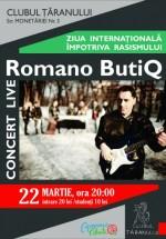 Concert Romano ButiQ la Clubul Ţăranului din Bucureşti