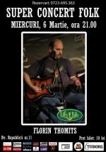 Concert Florin Thomits în LifePub din Timişoara