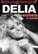 Concert Delia în Club Renaissance din Arad