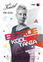 Estroe în Kristal Club din Bucureşti