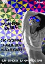 OK Corral, Charlie Boy şi Vlad Fugaru în La Mansardă din Bucureşti
