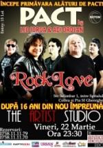 Concert PACT (Leo Iorga şi Adi Ordean) în The Artist Studio din Bucureşti