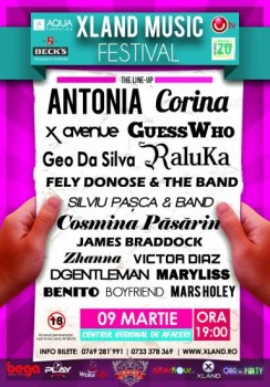 X Land Music Festival 2013 la Timişoara