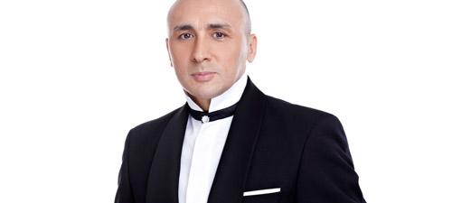 Marcel Pavel, concert de lansare album în luna aprilie la Sala Palatului