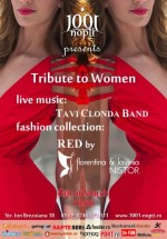 Tribute to Women în 1001 de nopţi din Bucureşti