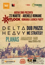 Outlook Festival 2013 Launch Party la Arenele Romane din Bucureşti (CONCURS)