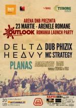 Outlook Festival 2013 Launch Party la Arenele Romane din Bucureşti (CONCURS)