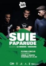Concert Şuie Paparude în Flying Circus Pub din Cluj-Napoca