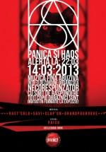 Vast Solo, Savi, Clap On şi Grandpa Groove în Panic! Club din Bucureşti
