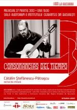 Consonancias Del Tiempo la Institutul Cervantes din Bucureşti