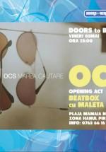 Concert OCS la deschiderea Doors to Beach din Năvodari