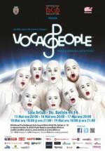 Concert Voca People la Sala ArCuB din Bucureşti