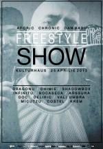 Freestyle Show cu Aforic şi Chronic în Kulturhaus din Bucureşti