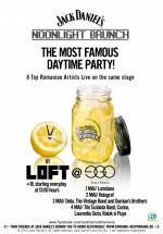 Jack Daniel's – NoonLight Brunch în Club Ego din Mamaia
