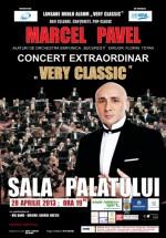 Concert Marcel Pavel la Sala Palatului din Bucureşti