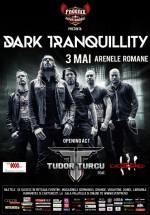 Concert Dark Tranquillity la Arenele Romane din Bucureşti